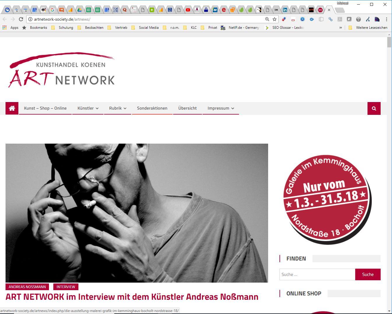 Referenz : ART NETWORK - Kunsthandel Koenen - KUNST TUT GUT ...