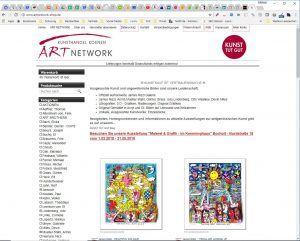Michael Kleina Referenzen ART NETWORK Peter Koenen KUNST TUT GUT SHOP 300x241 - Referenz : ART NETWORK - Kunsthandel Koenen - KUNST TUT GUT