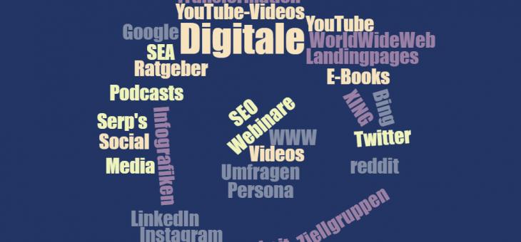 Digitale Sichtbarkeit : Online starten ist wie eine virtuelle Neugründung