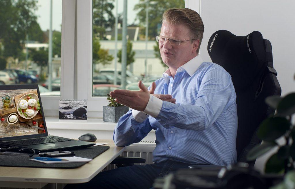 Michael Kleina Digital Sichtbar 2018 Home Office 1024x658 - New Work : Home Office, Coworking Space und Co - die neue Welt der alternativen Arbeitsmodelle im Büro 2.0